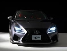 Grazio - Sport Design 2015 Lexus RCF