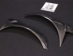 S2000 - AP1 - Honda S2000 Front Carbon Fenders Left and Right - FCF
