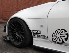 Nissan Z33 350Z Wide body Type 1