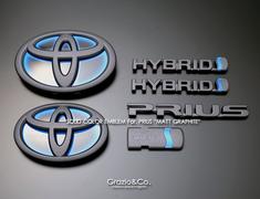 Grazio - Prius Emblems