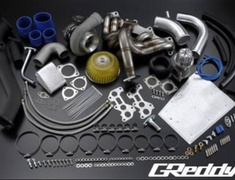 Greddy - Nissan ECR33 ER34 RB25DET SUPER TURBO KIT