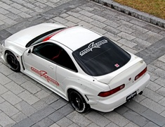 M and M Honda - Honda DC2 Wide Body