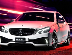 Wald - MERCEDES BENZ W212 BODY KIT