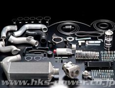 HKS - GT Supercharger Setup Kit - CR-Z