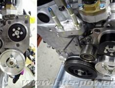 HKS - HONDA CR-Z GT SUPERCHARGER SYSTEM