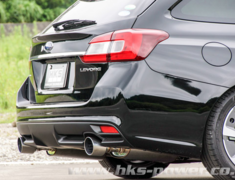 Levorg - VM4 - Pieces: 4 - Pipe Size: 60mm-50mm(x2) - Tail Size: 110mm(x2) - Body Type: S304 - Tail Type: SSR (Supe