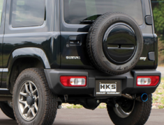 Jimny - JB64W - Pieces: 3 - Pipe Size: 50.8mm - Tail Size: 90mm - 31029-AS004