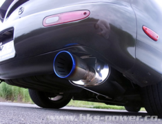 RX-7 - FD3S - Pieces: 1 - Pipe Size: 75mm - Tail Size: 124mm - Body Type: S304 - Tail Type: SSR (Super Turbo Muffler) - 31029-AZ001