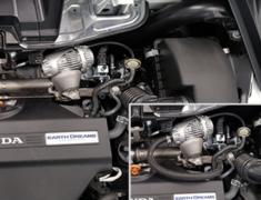 S660 - JW5 - Suction return kit standard equipment - 71008-AH008