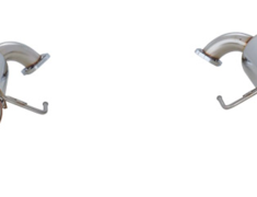 Legacy B4 - BL5 - Pieces: 2 - Pipe Size: 60mm - Tail Size: 120mm (x2) - 31019-AF020