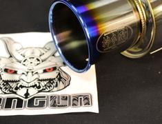 Titanium tip