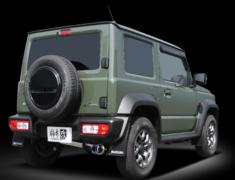 Jimny Sierra - JB74W - Pieces: 2 - Pipe Size: 50mm - Tail Size: 80mm - S44355