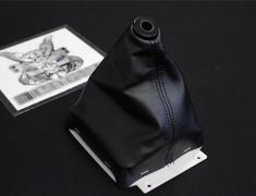 Lancer Evolution X - CZ4A - Shift Boot for EVO X Final Edition - Category: Interior - 8015A114XA