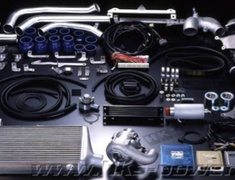 HKS - LEXUS I350 GT Supercharger