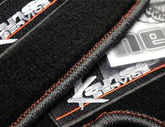 Impreza Sports Wagon WRX - GF8 - Subaru - Impreza WRX Sti - GC8 - 92/10-00/07 - Red Stitch - KYF003R