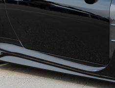 RC F - USC10 - Side Spolier - Lexus - RCF - USC10 - 2014.10