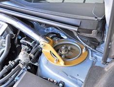 WRX STI - VAB - Type: Front - Material: Aluminum/Steel - S86024-FTA