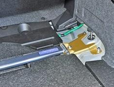 Levorg - VMG - Type: Rear - Material: Aluminum/Steel - S86024-RTA