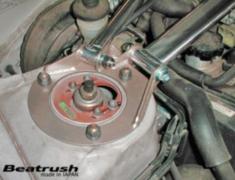 Celica GT-Four - ST205 - Type: Front - Material: Aluminium - S81212-FTA