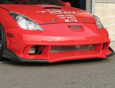 Celica - ZZT231 - Version 2 - Front Bumper Spoiler + Carbon Bumper Blades