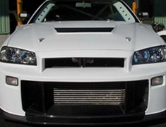 Garage Kagotani - NISSAN GTR 34 BODY KIT