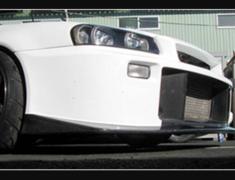Skyline GT-R - BNR34 - Front Under - Construction: FRP - Colour: Unpainted - BNR34-FU