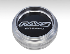 - GT-2 RAYS FORGED Logo - Height: High Type - Quantity: 4 - GT-2 - RAYS - High