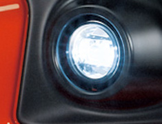 Fit - GK3  - Option LED Fog Light Attachment - (13G S Package, RS)- (Attachment and Harness Includes) - 08V31-XMK-K4S0