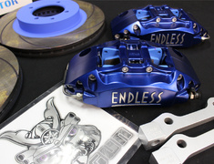 Fairlady Z - S30 - EG4US30A - Nissan Fairlady S30 Late Model S4F 4pot  Calipers & 280mm Rotors (Front only)
