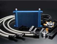 Greddy - GReddy Oil Cooler Kit- Oil Element Relocation Type