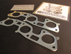 RB26DETT - 1031M-N003 - Exhaust manifold gasket 2 sheets per one vehicle.