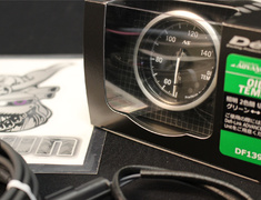 DF13901 Oil Temperature Advance RS SI units ( C )