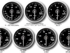 Defi - 52MM ADVANCE RS GAUGES