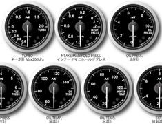 Defi - 52MM ADVANCE RS GAUGES