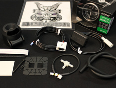 DF13501 Turbo Advance RS SI unit (200 kPa.)