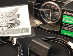 - Type: Turbo - Diameter: 52mm - Range: -100 ~ +200kPa - DF13501