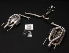 HKS - Super Sound Master (SSM) Exhaust System