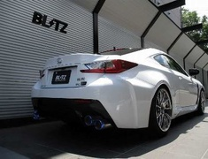 Blitz - NUR-SPEC F-Ti Exhaust System