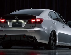 Wald - Wald Body Kit for Lexus IS F