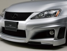 IS F - USE20 - Front Half Spoiler - Lexus - IS F -USE20