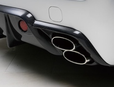 IS F - USE20 - Rear Diffuser - Lexus - IS F -USE20