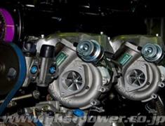 HKS - GT III TURBINE GT-RS