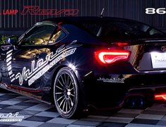 Valenti - Jewel LED Tail Lamp REVO for 86/BRZ