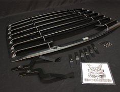 86 - ZN6 - Rear Window Louver - Matte Black - ABS made - MS317-18001