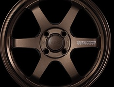 RAYS - TE37KCR WHEELS