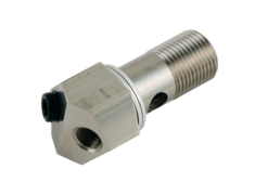 Knight Sports - Adapter - Oil Outlet