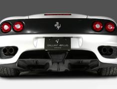 Abflug - Ferrari 360 Modena Aero Parts
