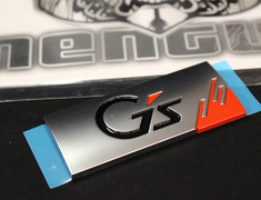 75362-48050 Toyota - Harrier - XU60 - G's Edition - Left Side G's Fender Emblem
