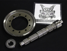342510-4850M Super Low Final Gear Set for SwiftSport ZC32S