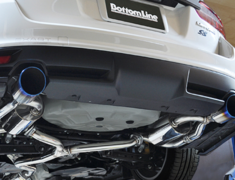 Levorg - VM4 - Pieces: 4 - Pipe Size: 60.5-50.8x2mm - Tail Size: 114mm - LEVORG